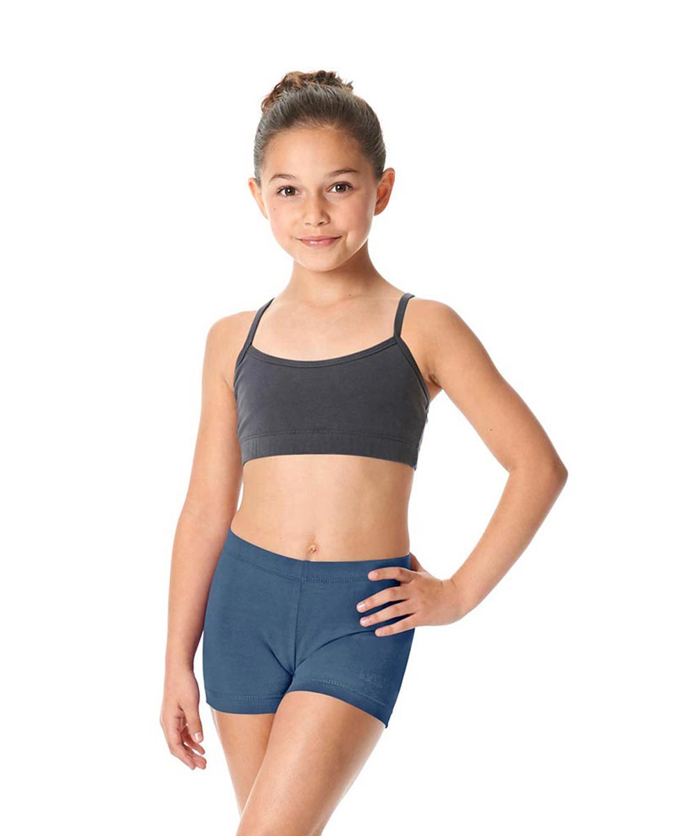 Girls Brushed Cotton Dance Shorts Venus JEA
