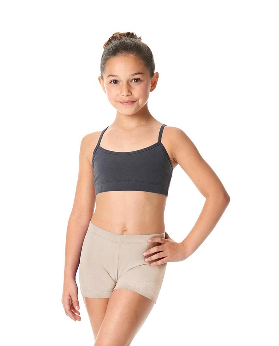 Girls Brushed Cotton Dance Shorts Venus LNUD