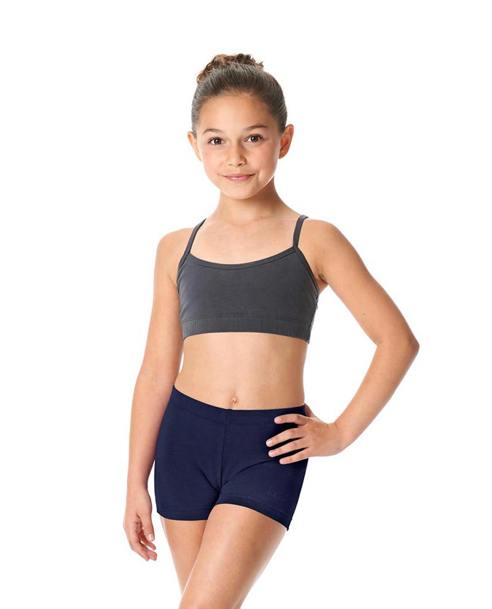 Girls Brushed Cotton Dance Shorts Venus NAY