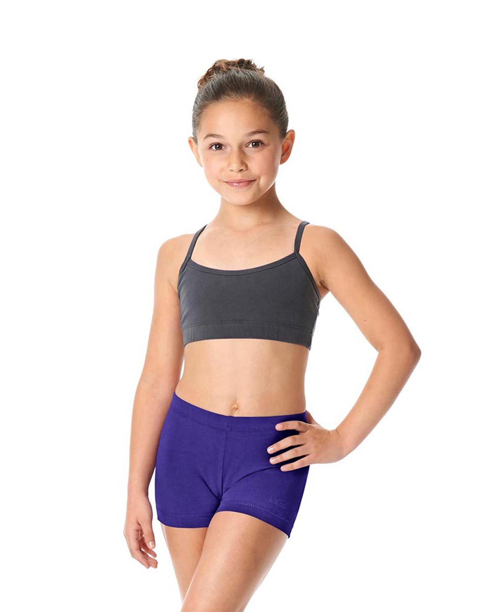 Girls Brushed Cotton Dance Shorts Venus ROY