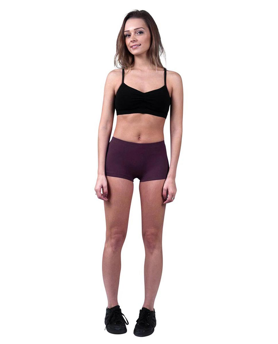 Brushed Cotton Hot Pants Isabella AUB