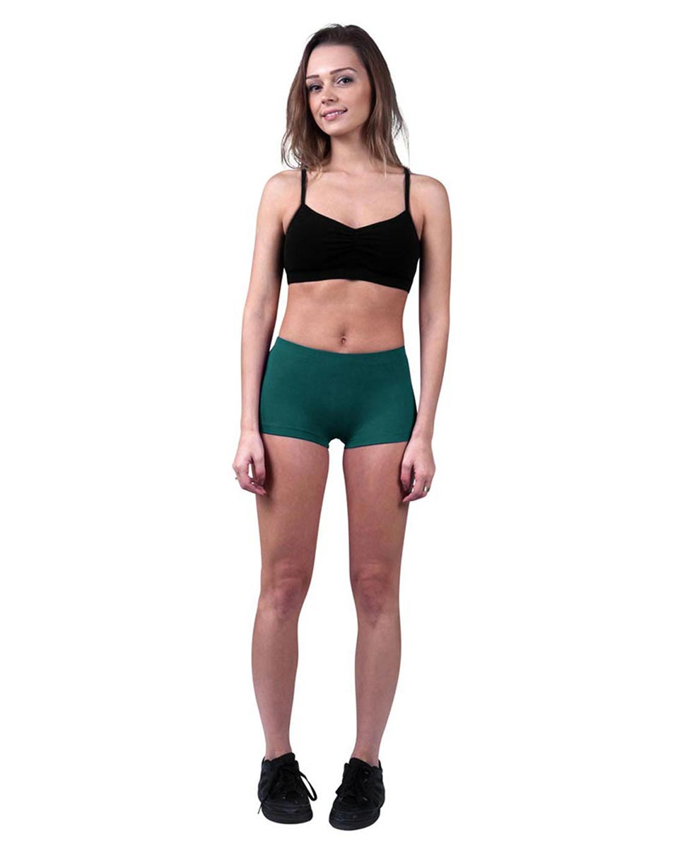 Brushed Cotton Hot Pants Isabella TEA