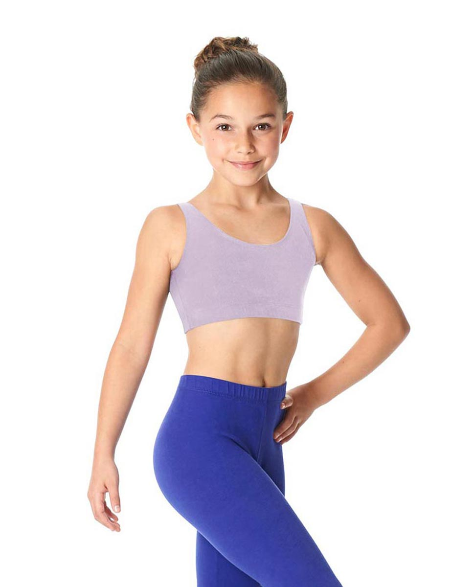 Girls Brushed Cotton Tank Dance Bra Beatrice LIL