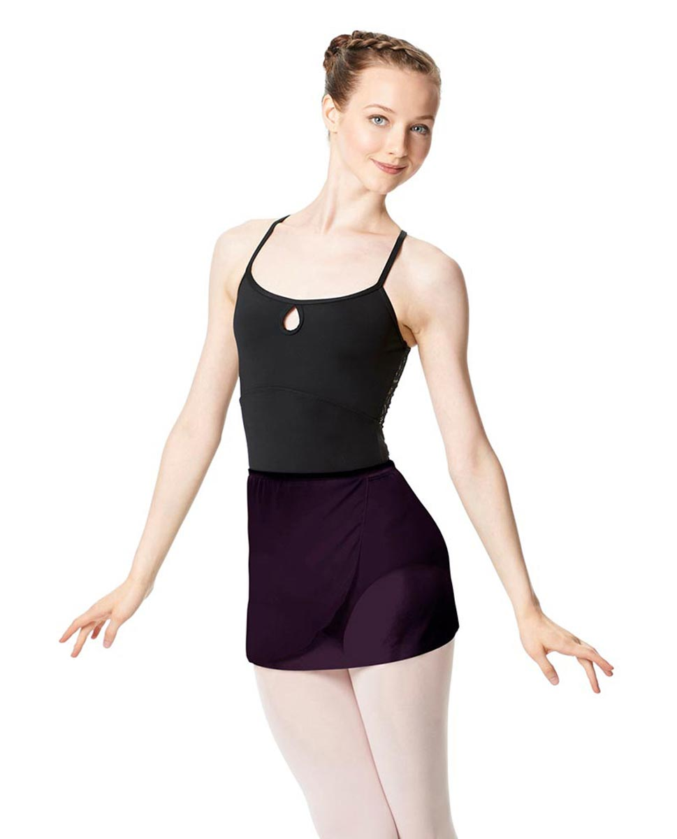 Short Ballet Chiffon Skirt Hailey AUB