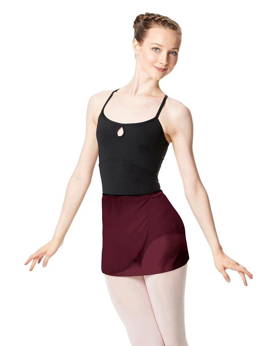 Short Ballet Chiffon Skirt Hailey BUR