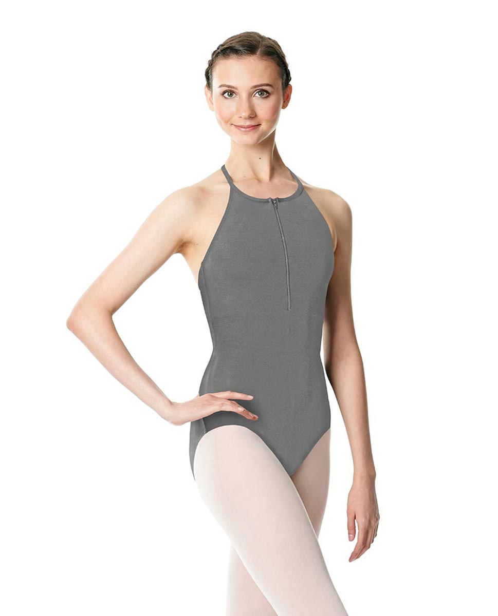 Hatler Neck Zipper Leotard Sarah GRE