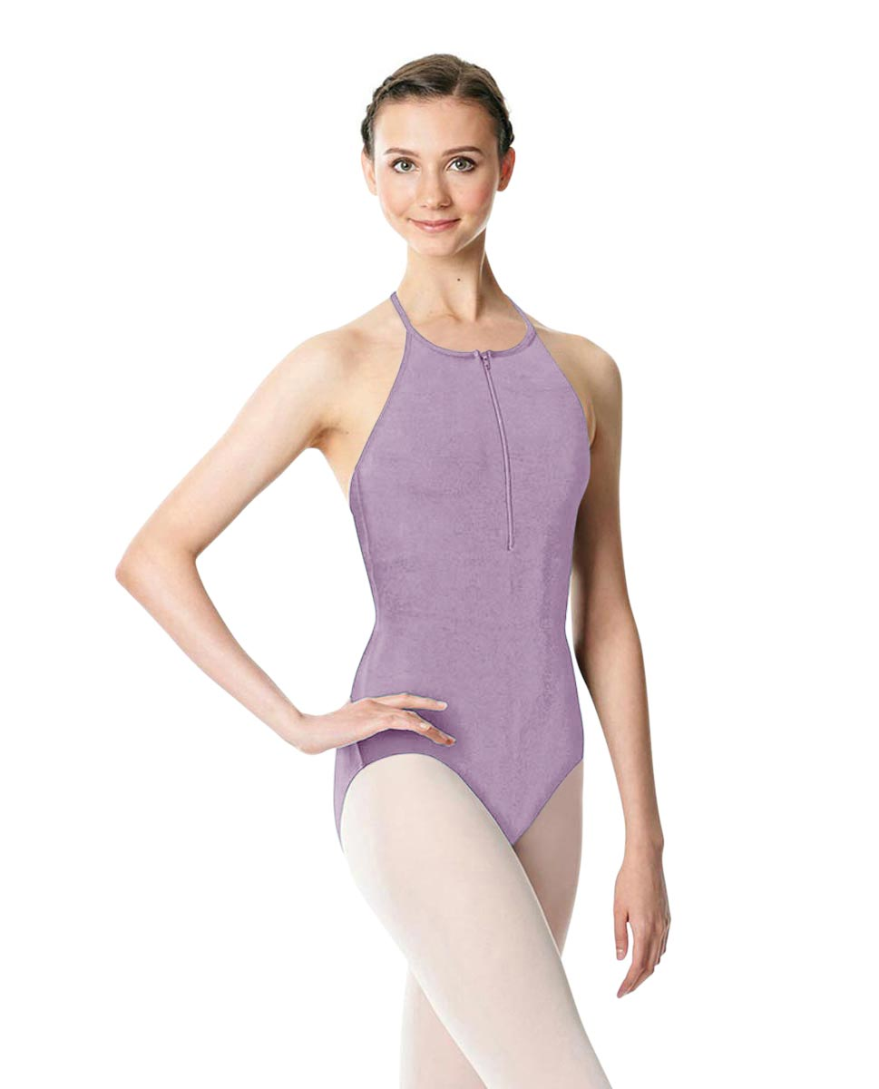 Hatler Neck Zipper Leotard Sarah LIL