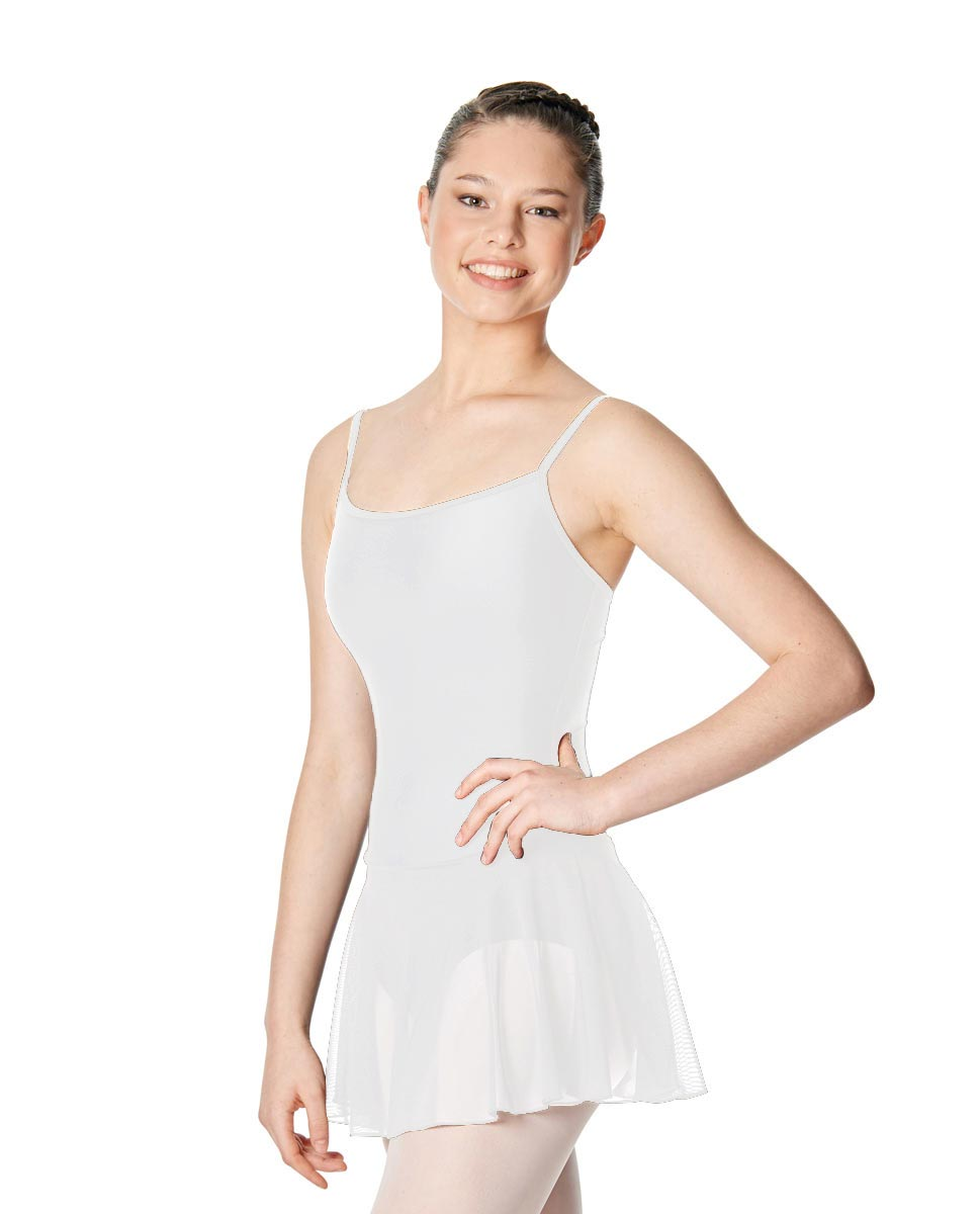 Camisole Dance Dress Lillian WHI