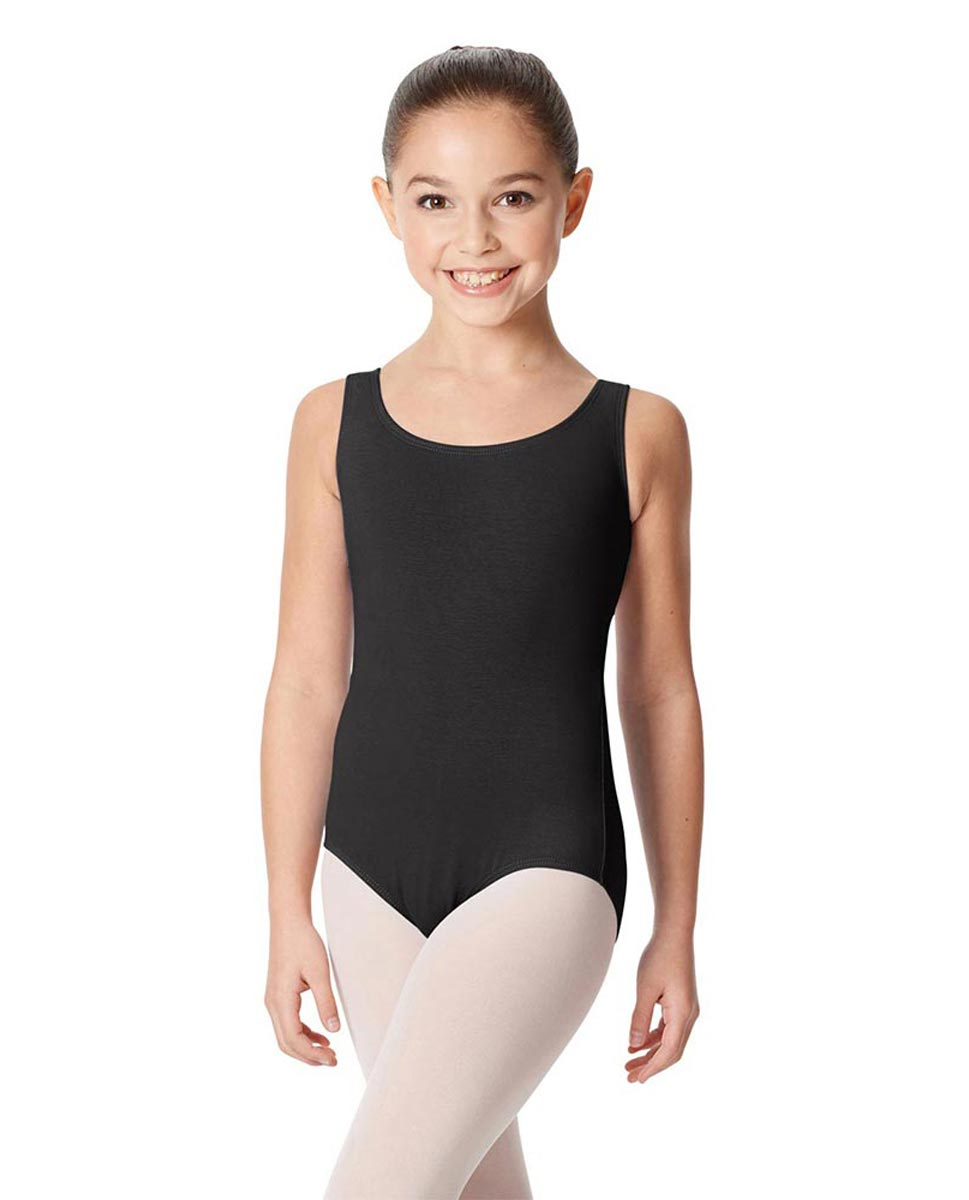 Children's Tank Cotton Leotard Charlie DGRE