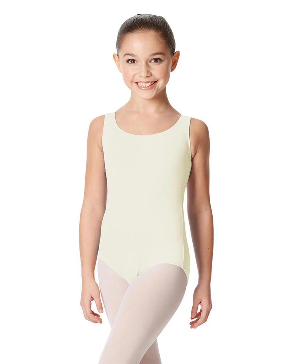 Children's Tank Cotton Leotard Charlie IVOR