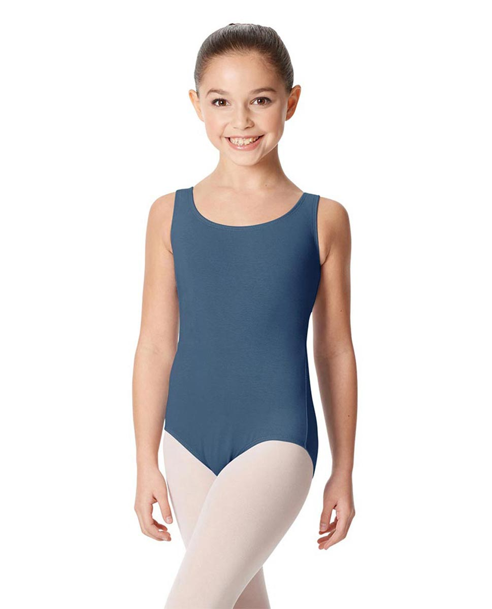 Children's Tank Cotton Leotard Charlie JEA