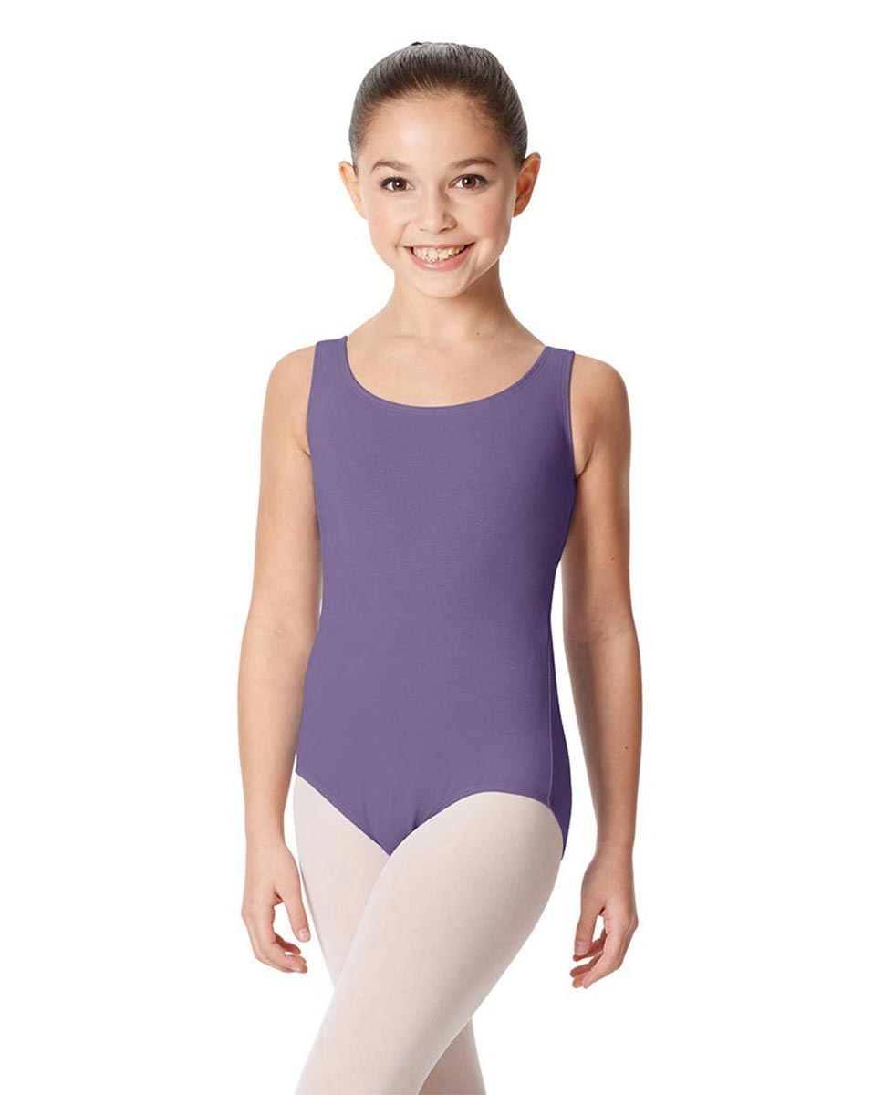 Children's Tank Cotton Leotard Charlie LAV