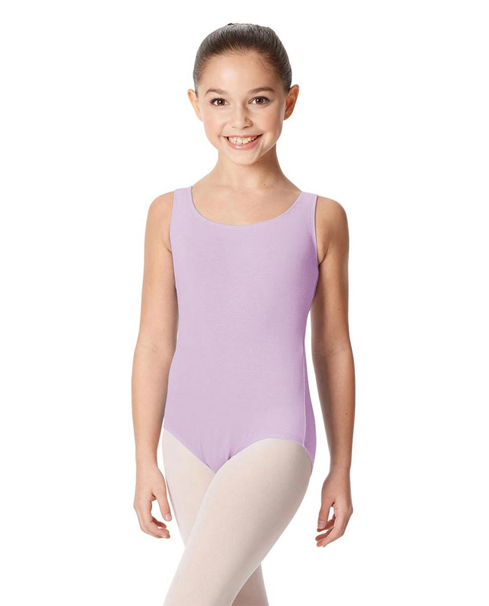 Children's Tank Cotton Leotard Charlie LIL