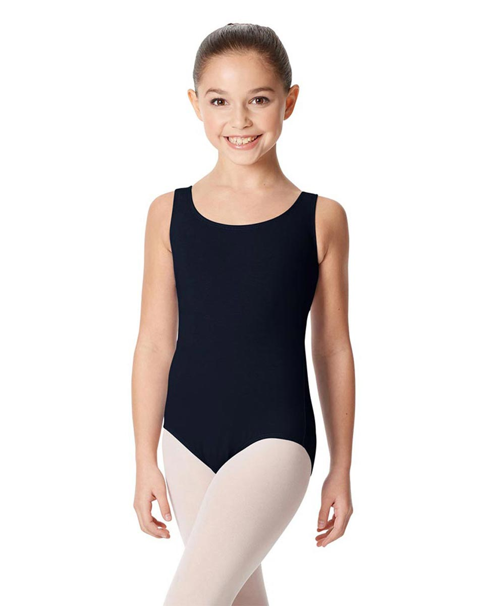 Children's Tank Cotton Leotard Charlie NAY