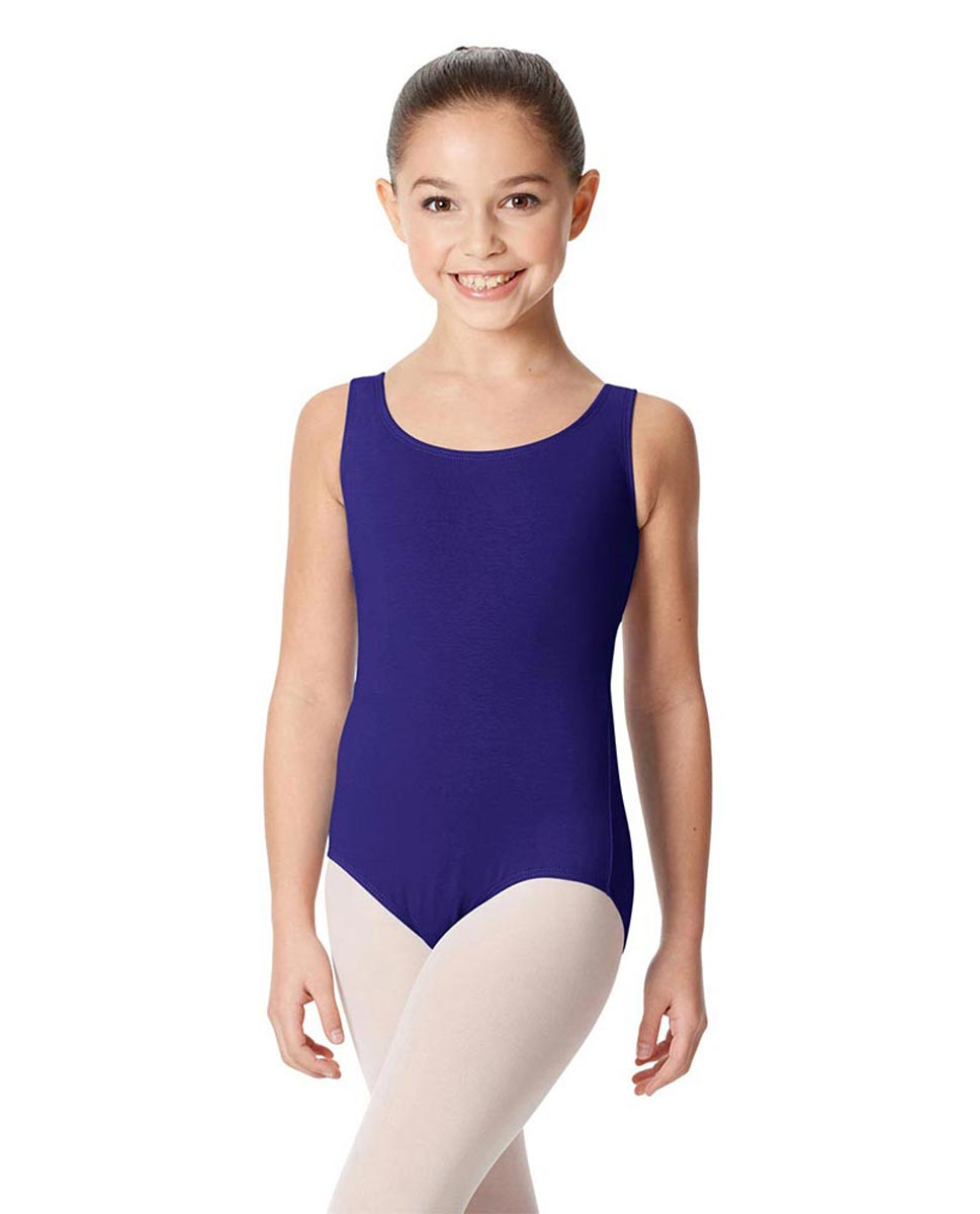Children's Tank Cotton Leotard Charlie ROY