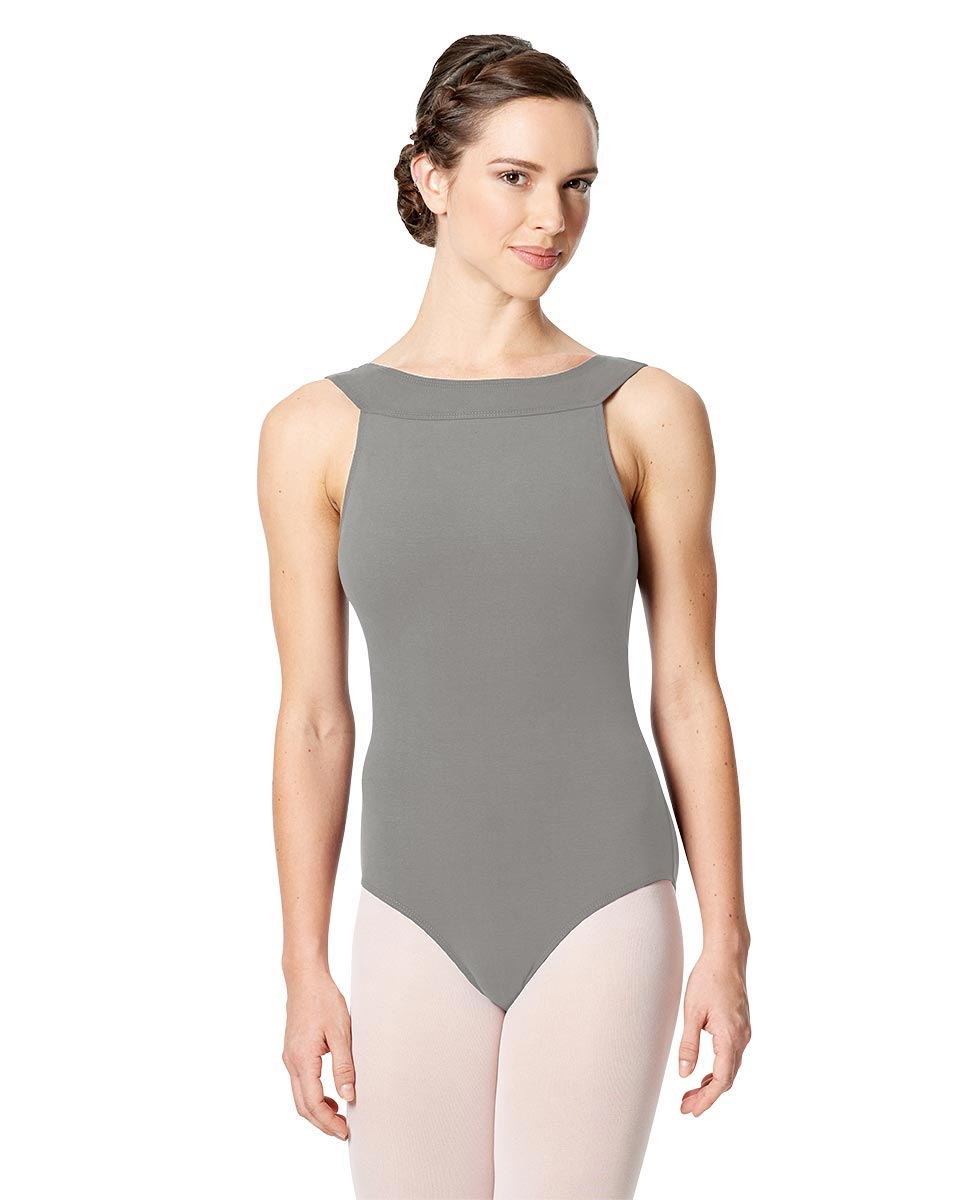 Tank Leotard Aneta with Cross Strap  GRE