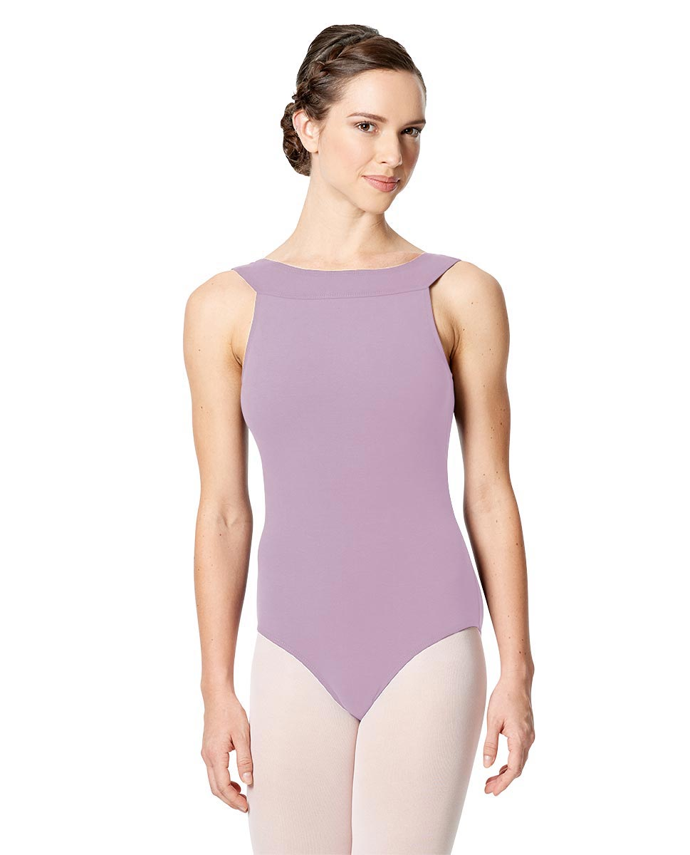 Tank Leotard Aneta with Cross Strap  LIL