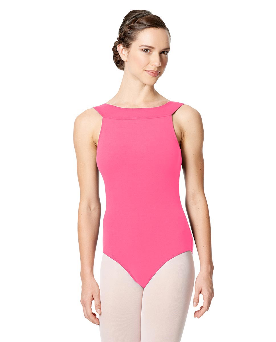 Tank Leotard Aneta with Cross Strap  ROS