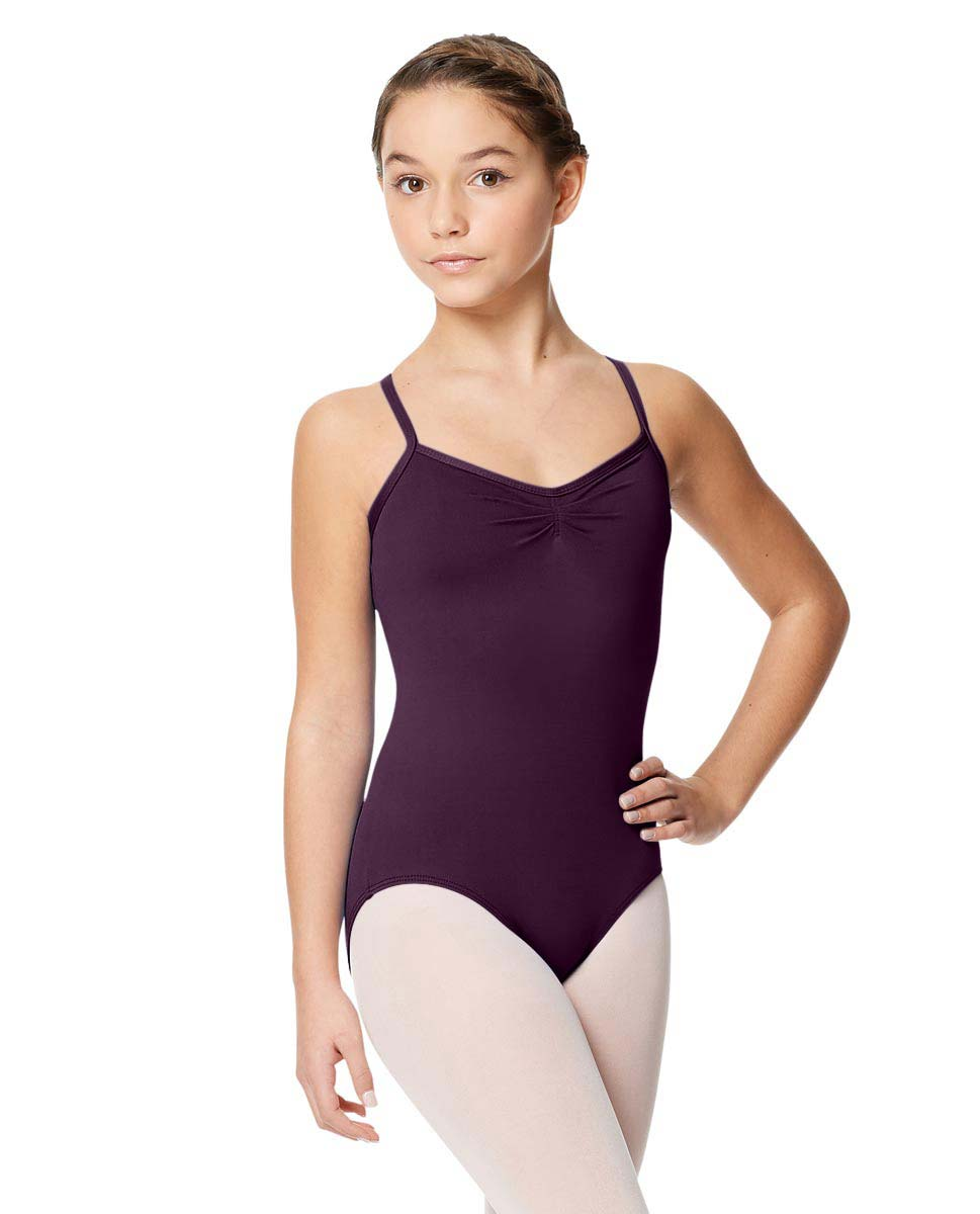 Tactel Ballet Leotard For Girls Alair AUB