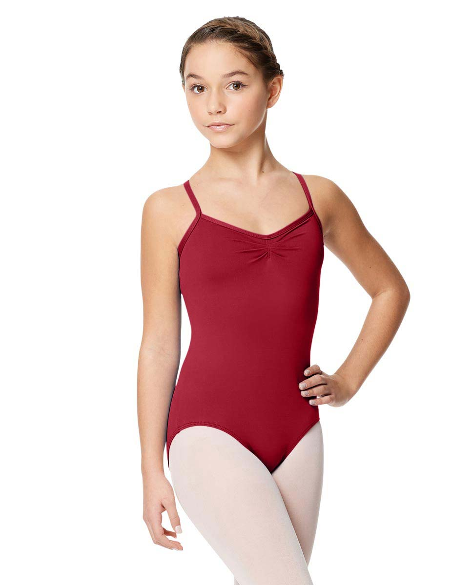 Tactel Ballet Leotard For Girls Alair DRED