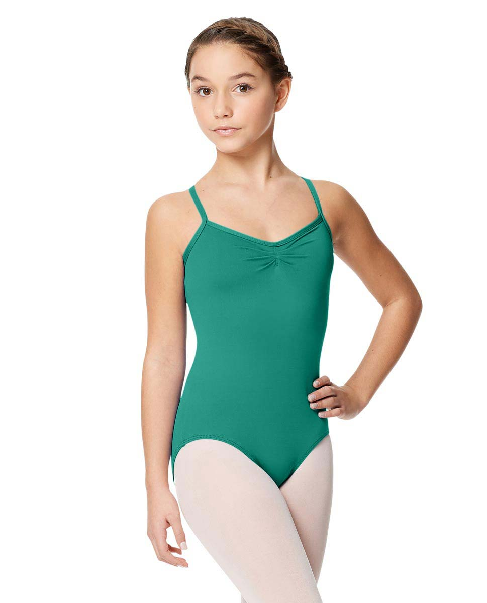 Tactel Ballet Leotard For Girls Alair JAD