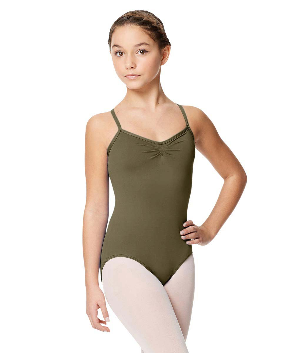 Tactel Ballet Leotard For Girls Alair KHA