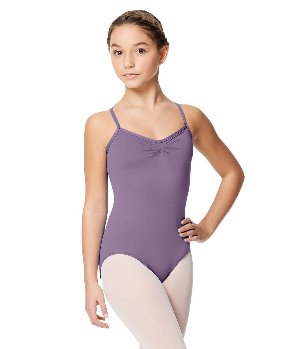 Tactel Ballet Leotard For Girls Alair LAV