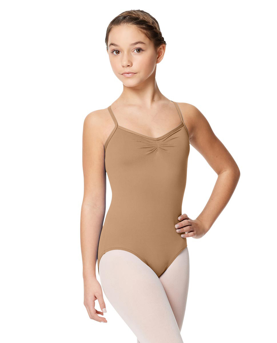 Tactel Ballet Leotard For Girls Alair NUD