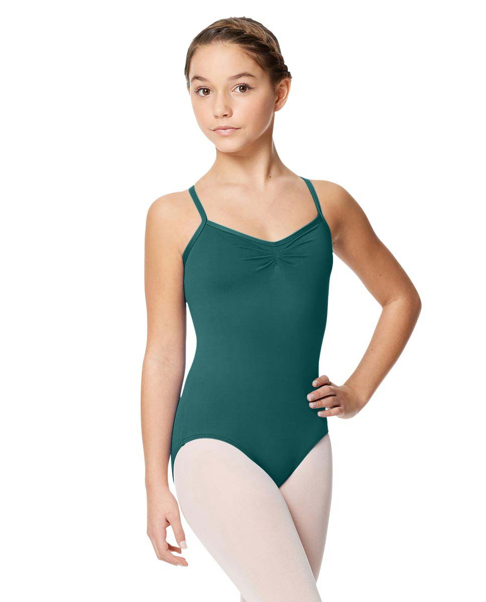 Tactel Ballet Leotard For Girls Alair TEA