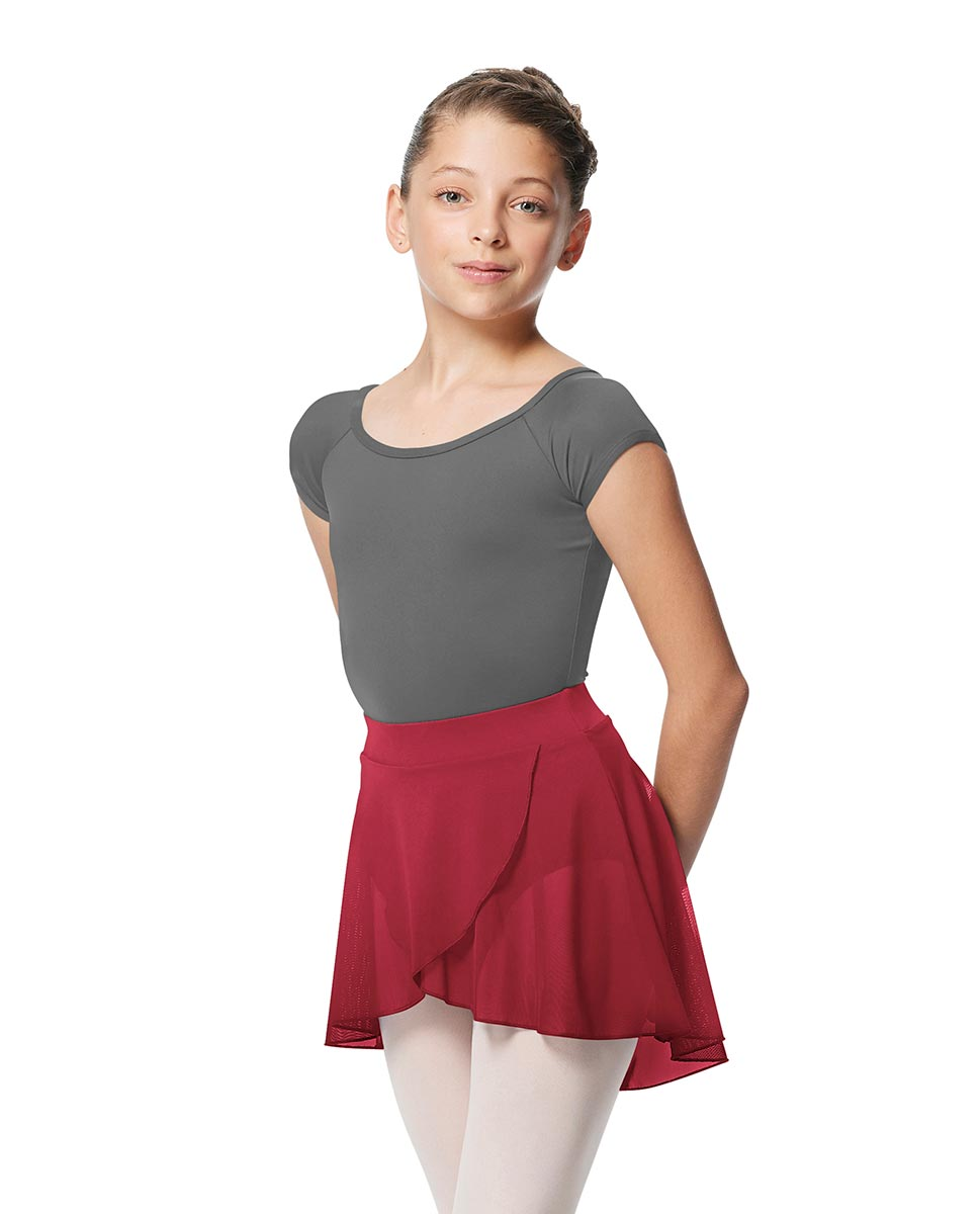 Girls Pull on Wrap Dance Skirt Natasha  DRED