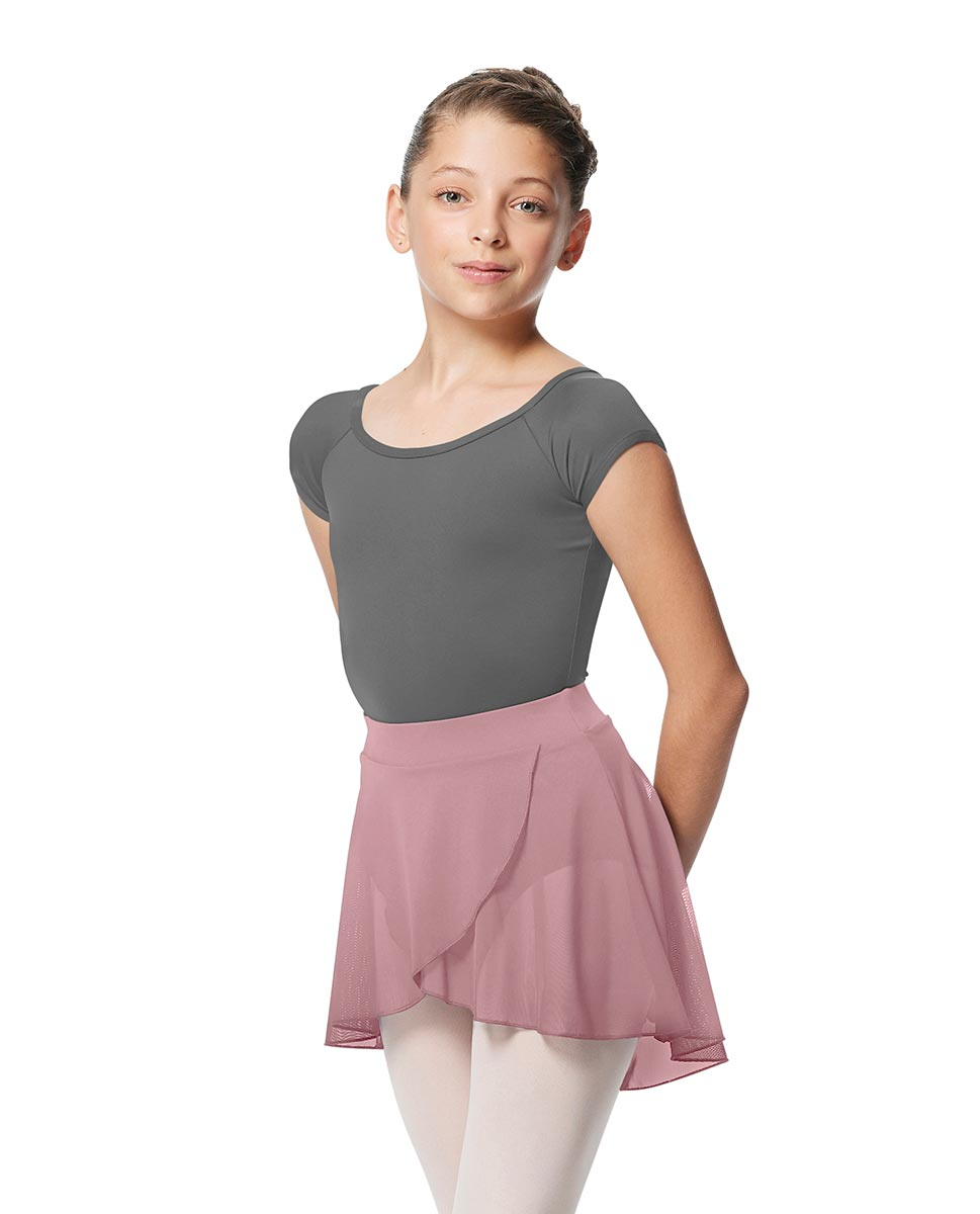 Girls Pull on Wrap Dance Skirt Natasha  DROS