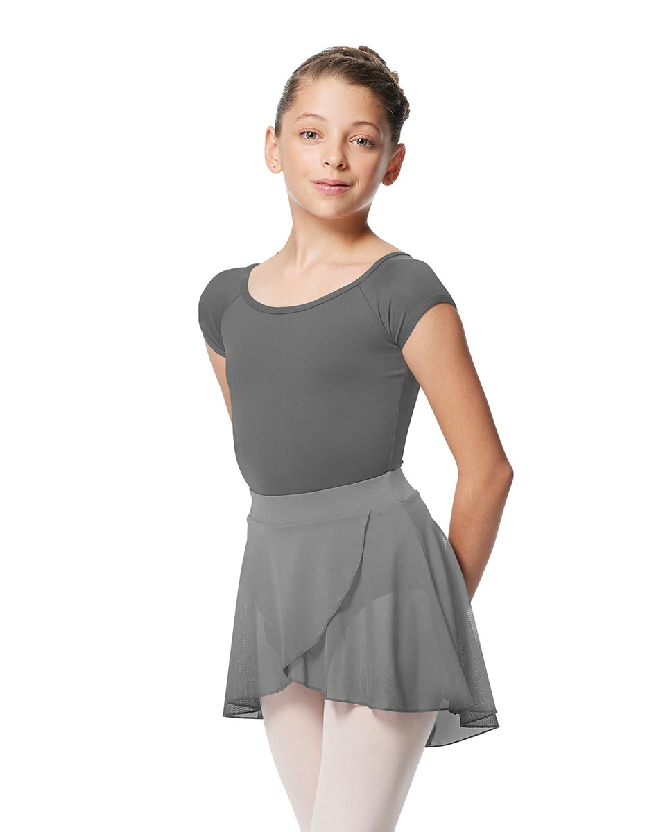 Girls Pull on Wrap Dance Skirt Natasha  GRE