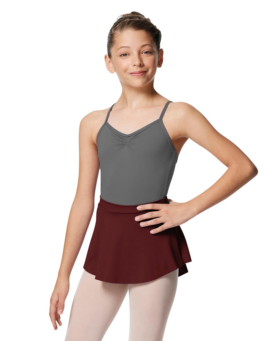 Girls Pull On Tactel Short Dance Skirt Ksenia BUR