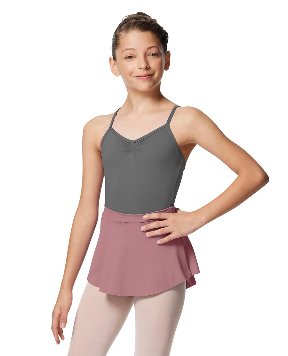 Girls Pull On Tactel Short Dance Skirt Ksenia DROS