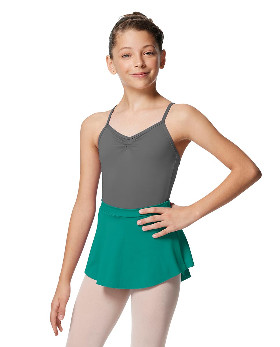 Girls Pull On Tactel Short Dance Skirt Ksenia JAD