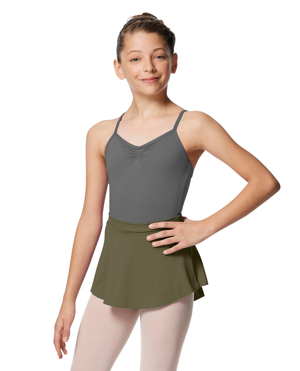 Girls Pull On Tactel Short Dance Skirt Ksenia KHA