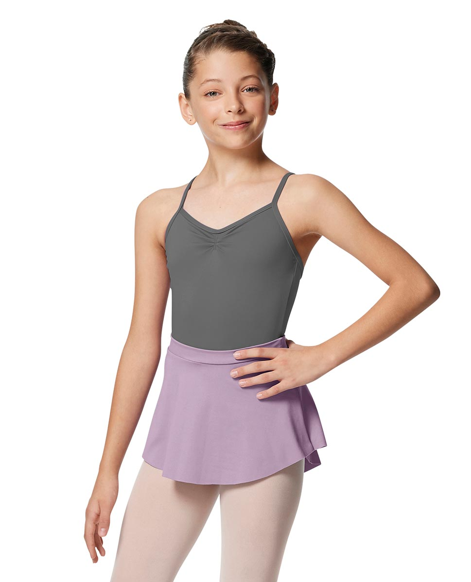 Girls Pull On Tactel Short Dance Skirt Ksenia LIL