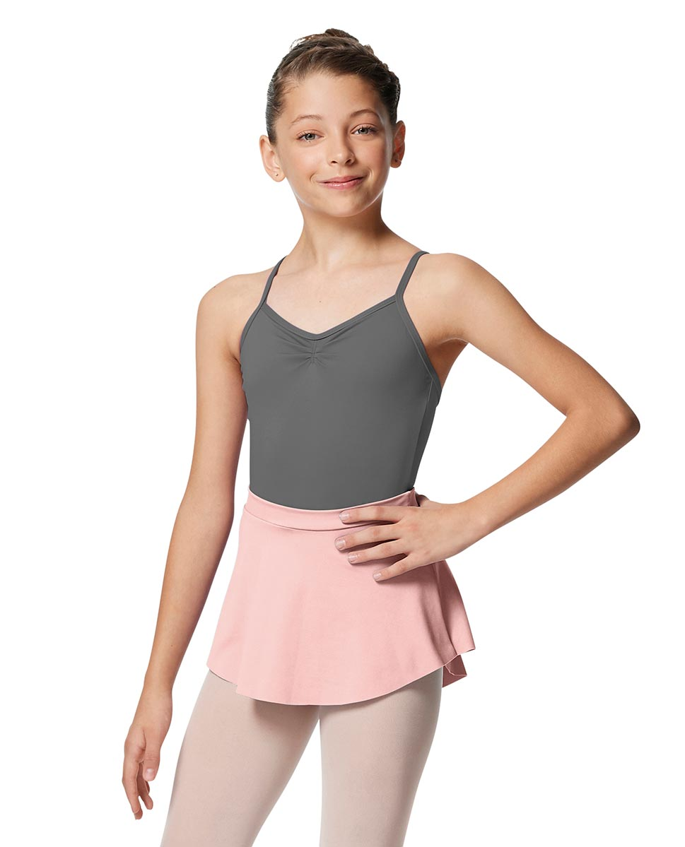 Girls Pull On Tactel Short Dance Skirt Ksenia LPNK