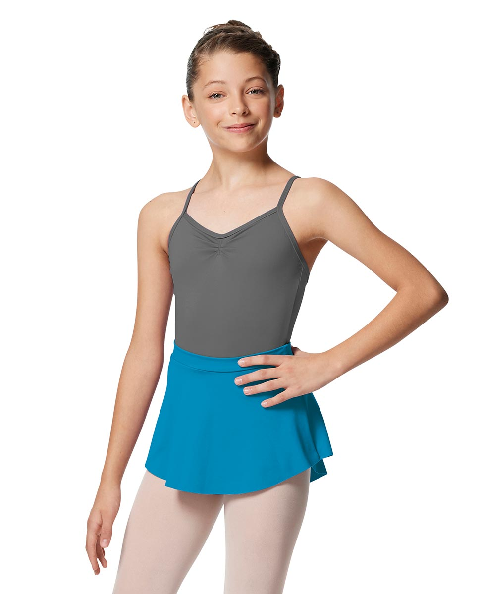 Girls Pull On Tactel Short Dance Skirt Ksenia TUR