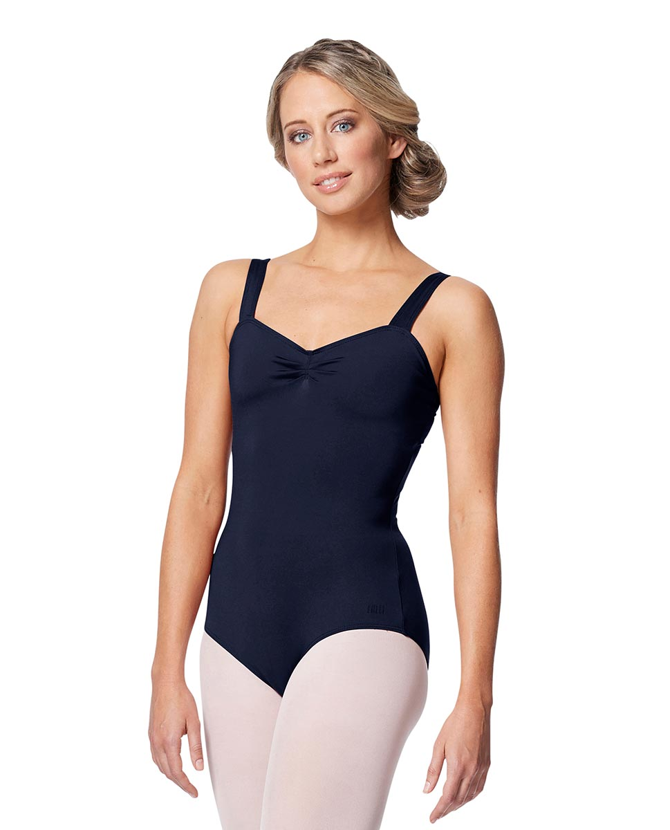 Women Wide Strap Camisole Leotard Cadina NAY