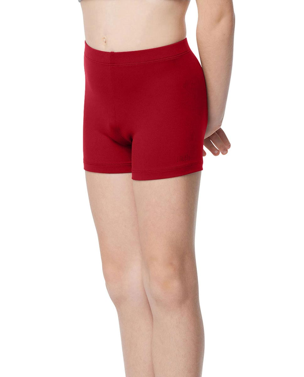 Boys Tactel Dance Shorts Ranier DRED