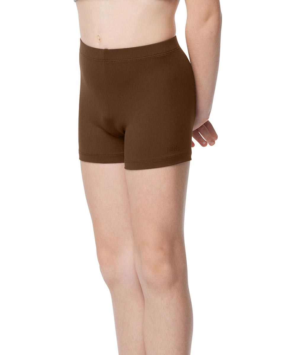 Boys Tactel Dance Shorts Ranier NUD