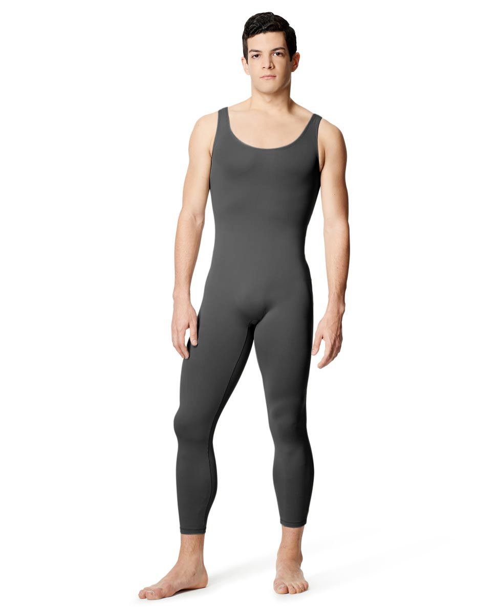 Mens Tactel Tank Footless Unitard Baptiste DGRE