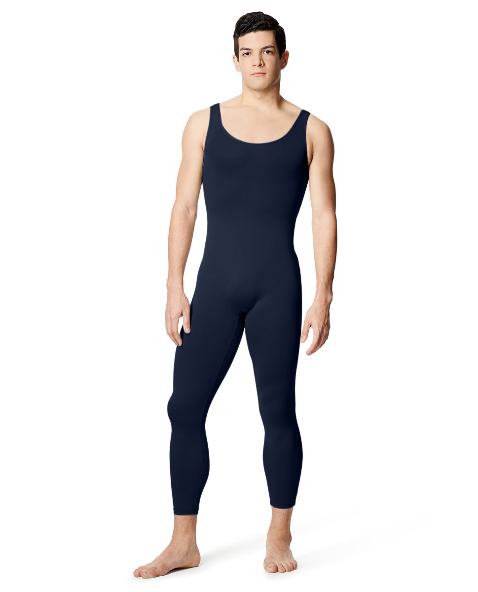 Mens Tactel Tank Footless Unitard Baptiste NAY
