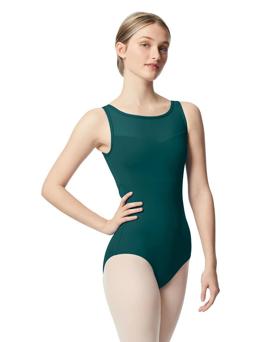 Mesh Tank Women Leotard Toma TEA