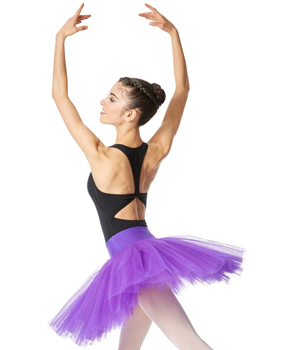 Women Rich 6 layered tulle Tutu Skirt Adelaide BLUPUR
