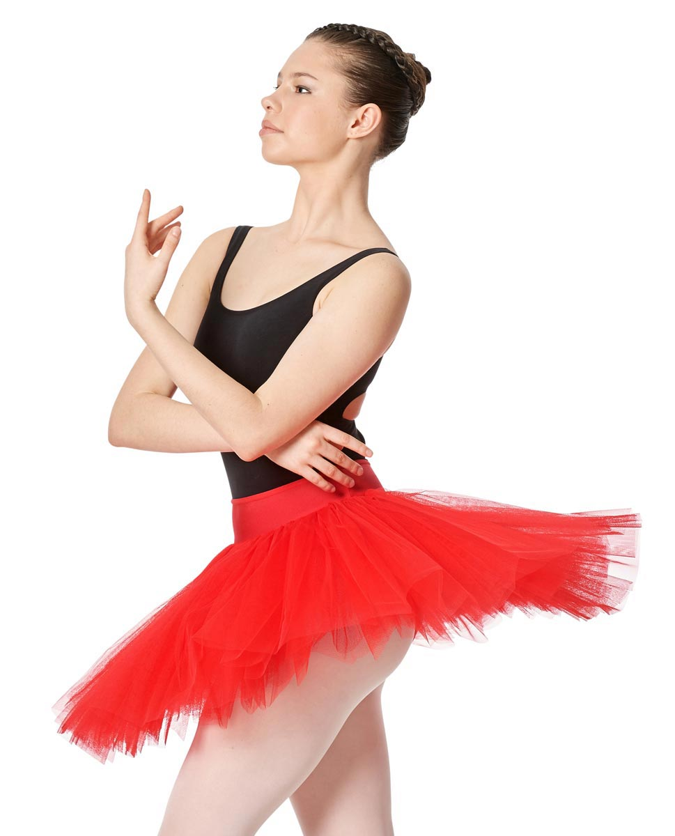 Women Rich 6 layered tulle Tutu Skirt Adelaide FRED