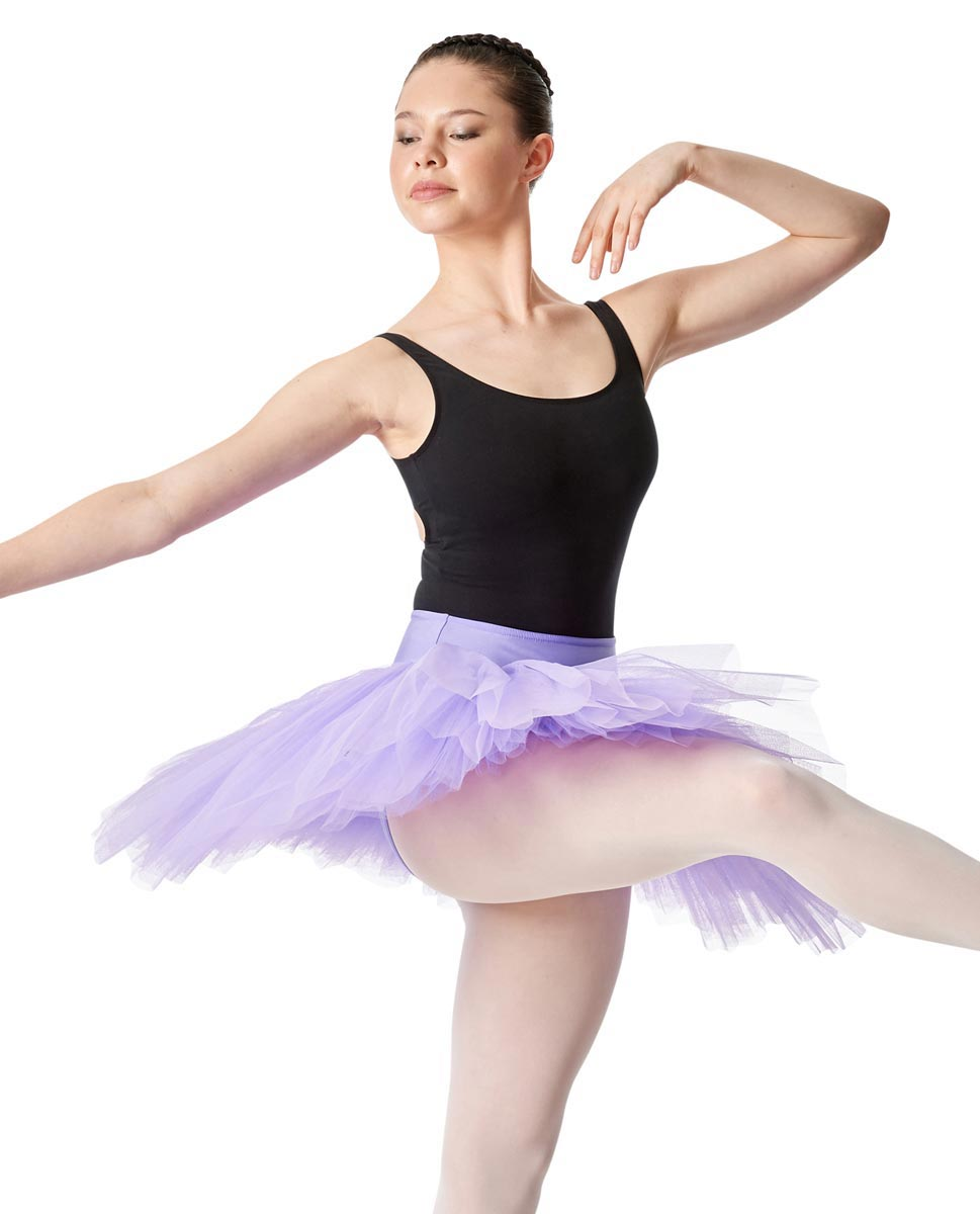 Women Rich 6 layered tulle Tutu Skirt Adelaide LIL