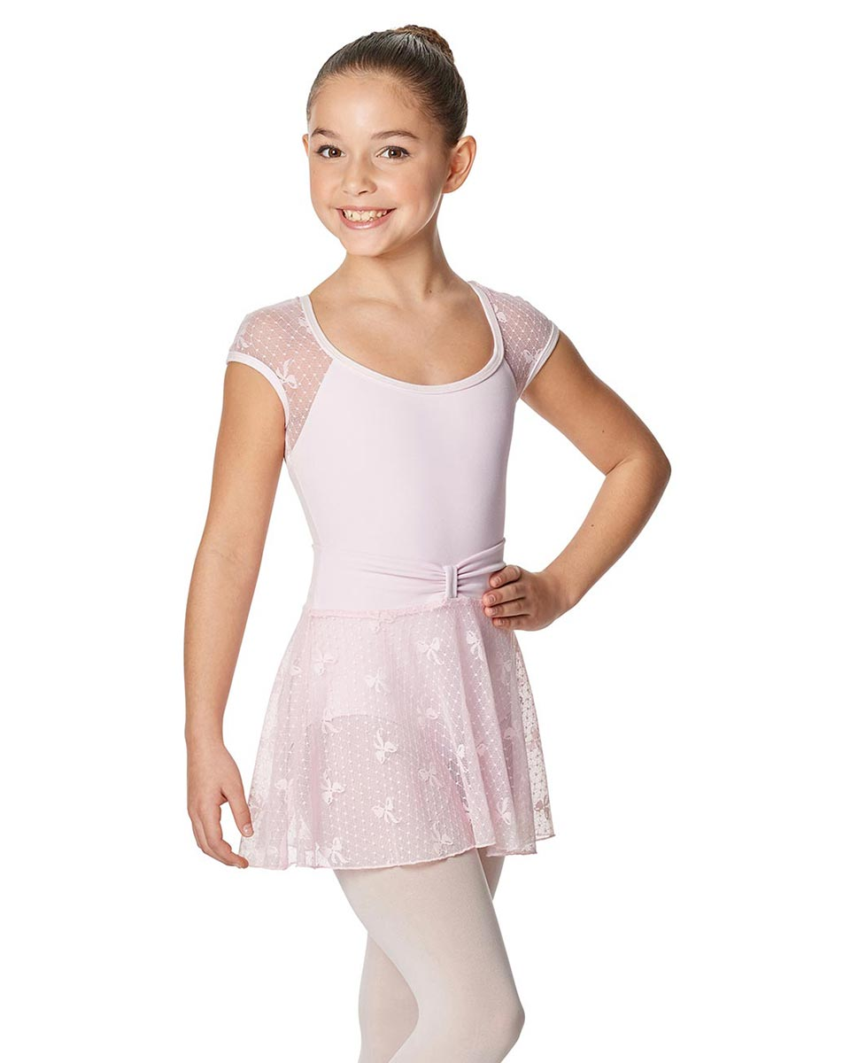 Girls Waistband ballet skirt Jasmine PNK