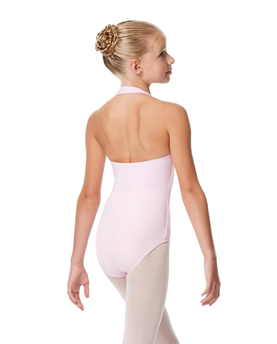 Girls Halter Dance Leotard Tamara